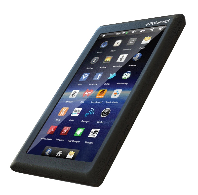 Polaroid 7 Quot Internet Tablet Android 4 0 Ice Cream Sandwich